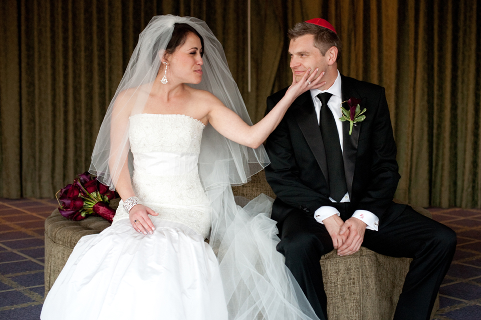 jewish wedding at the rockleigh