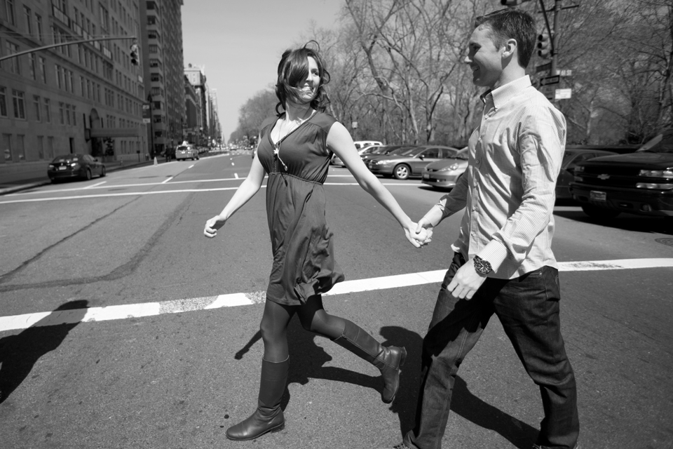 engagement photos central park new york