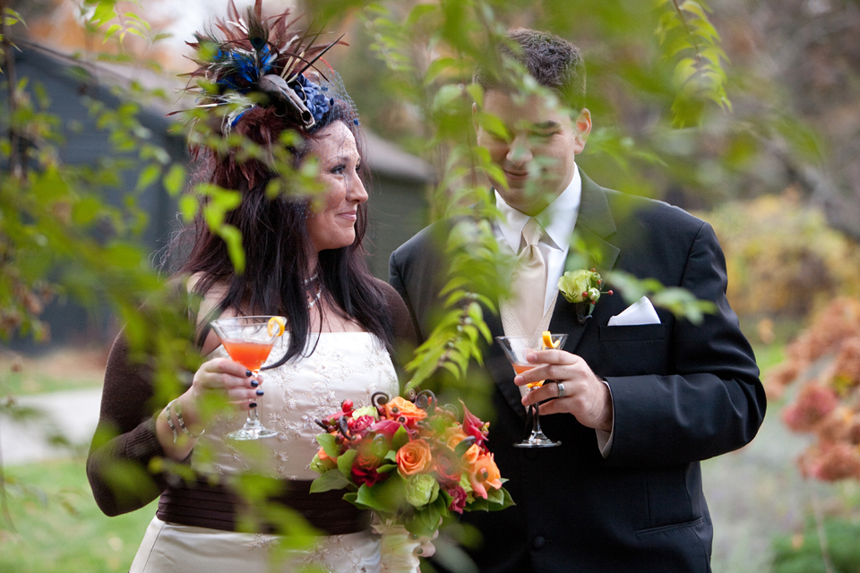 locust grove poughkeepsie halloween wedding photographer
