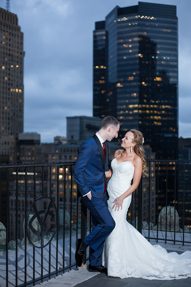 Yale Club NYC Manhattan Wedding