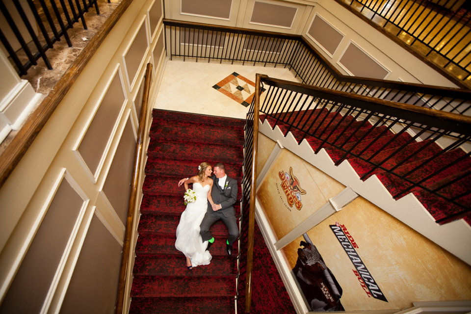 Valley Forge Casino Wedding