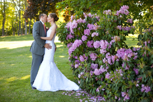 Warwick Valley Winery Wedding