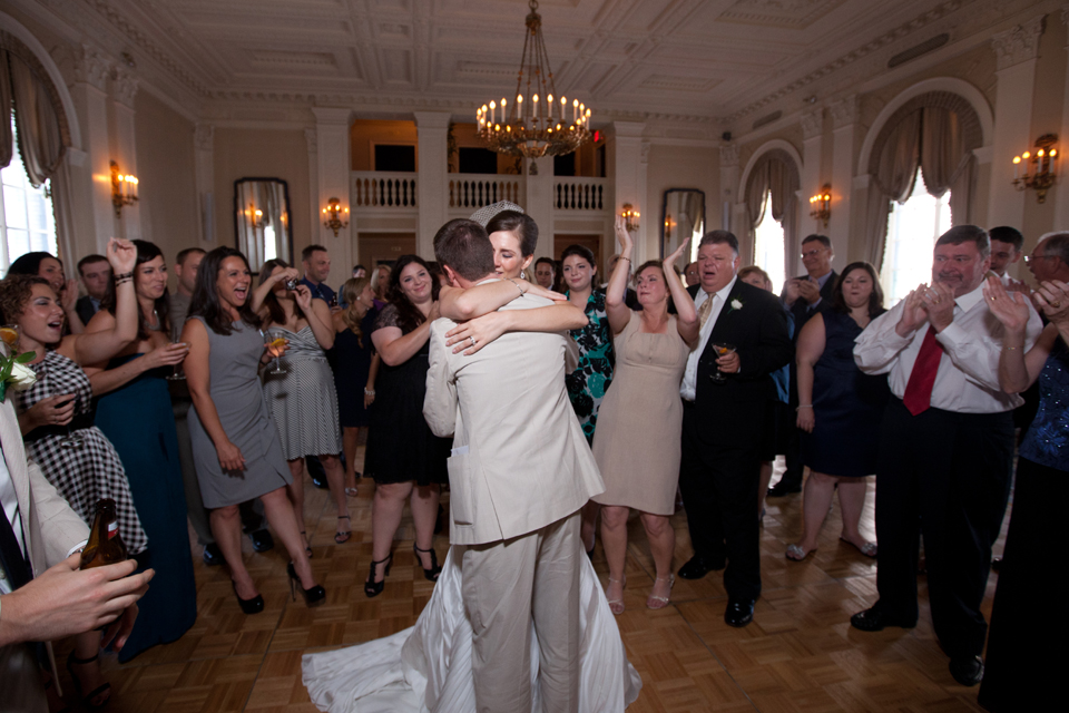 Yale Club Wedding