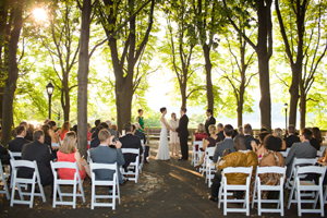 linden terrace fort tryon park wedding photographer