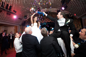 orion palace jewish wedding photo
