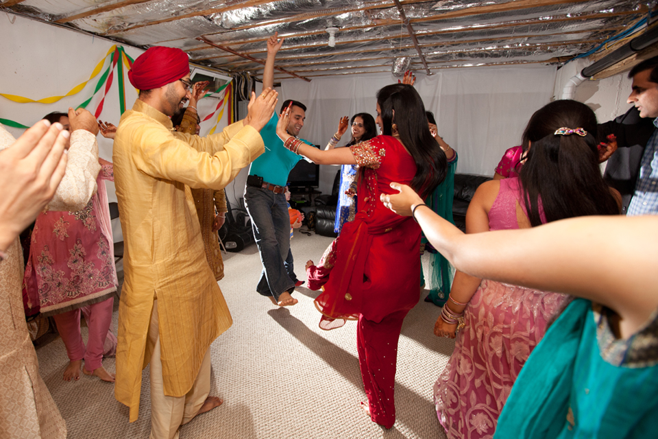 indian wedding party nj
