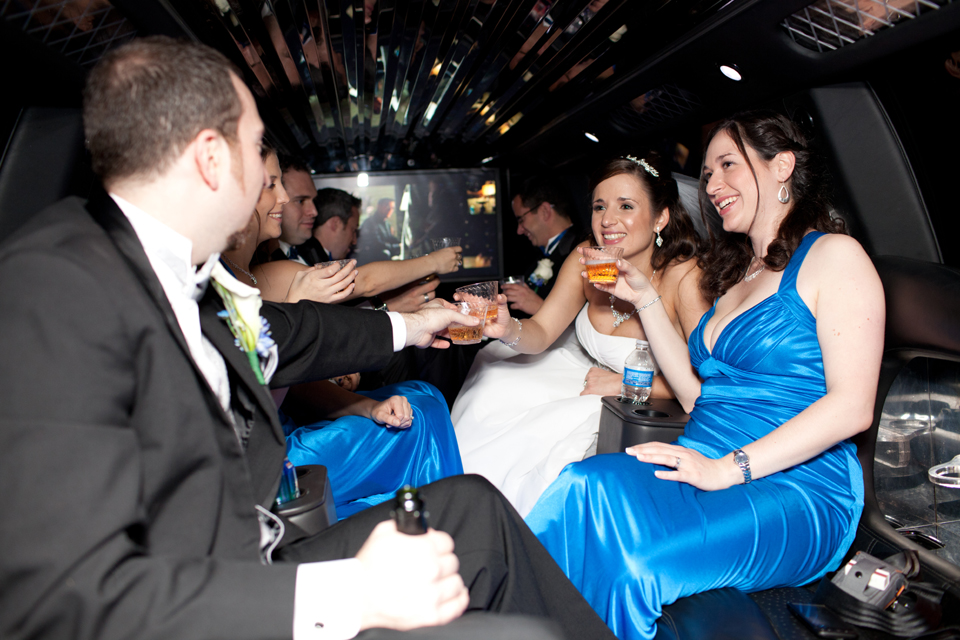 brooklyn jewish wedding limo