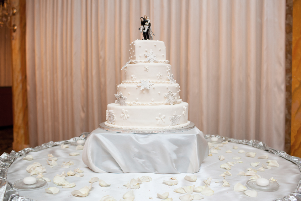 brooklyn wedding cake