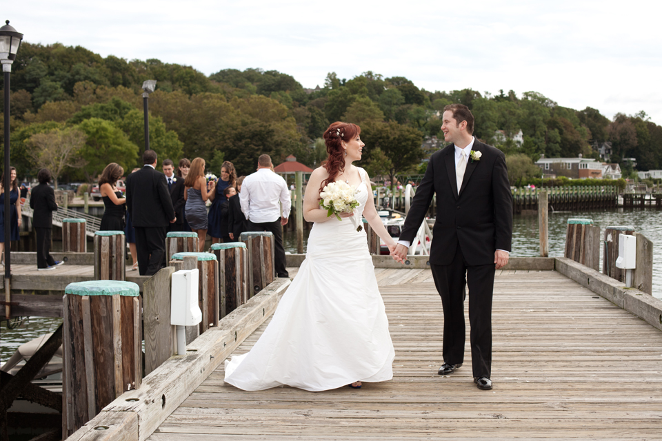 northport harbor park wedding photos