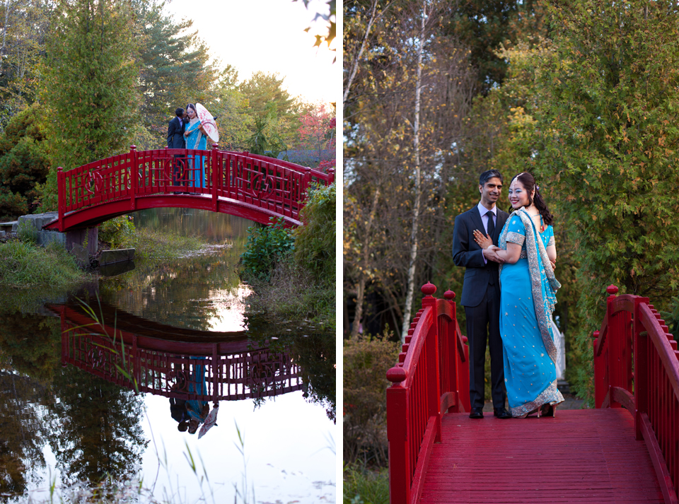 indian wedding garden falls nj