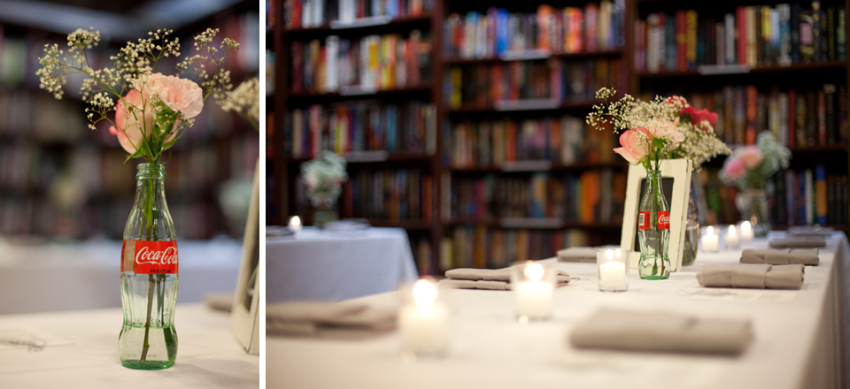 Housing Works Bookstore Cafe Wedding