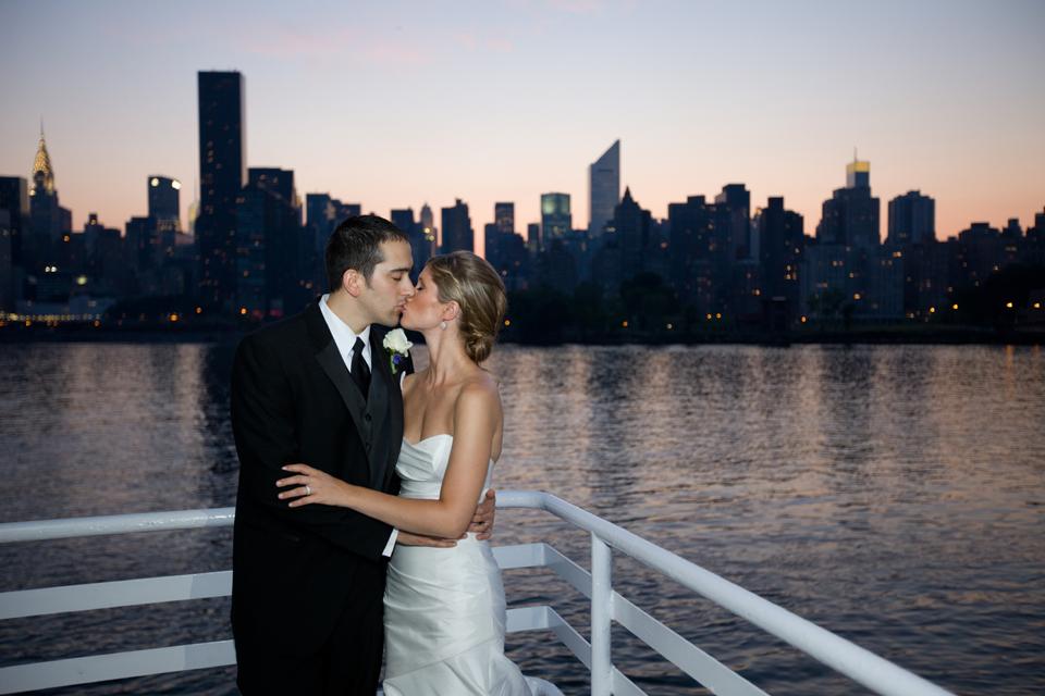 waters edge wedding