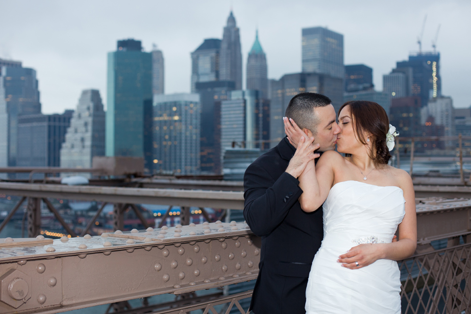 brooklyn bridge park wedding photographer ny