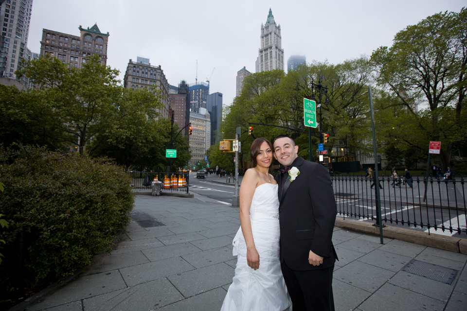 manhattan downtown wedding photographer nyc