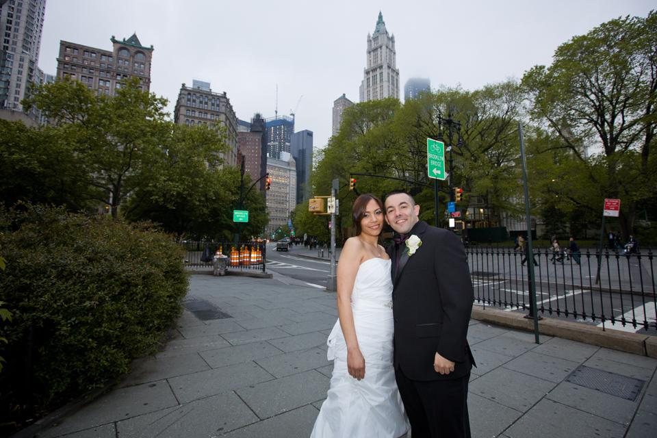 manhattan downtown wedding photographer nyc