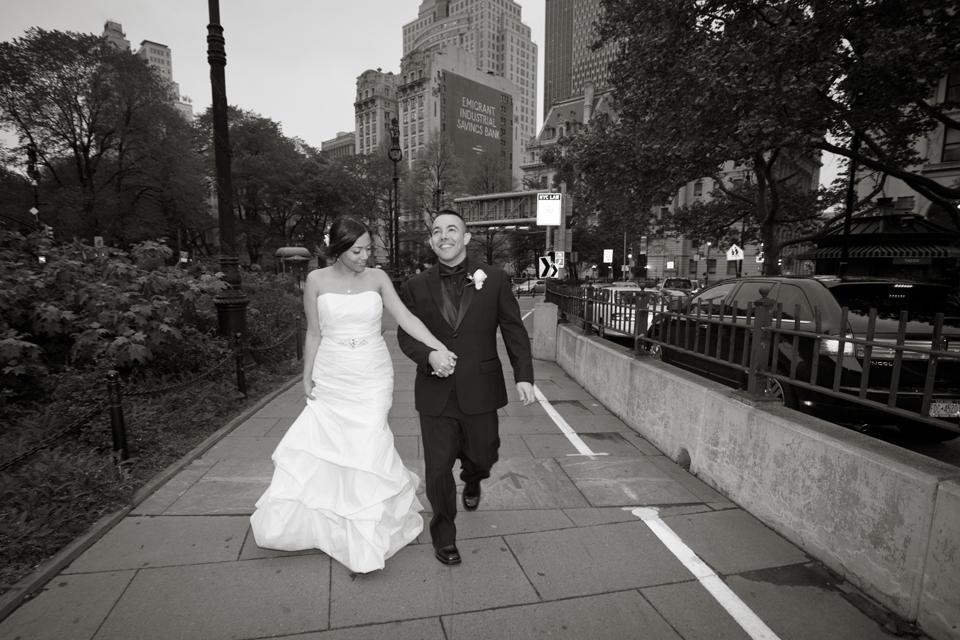 brooklyn bridge wedding photographer ny