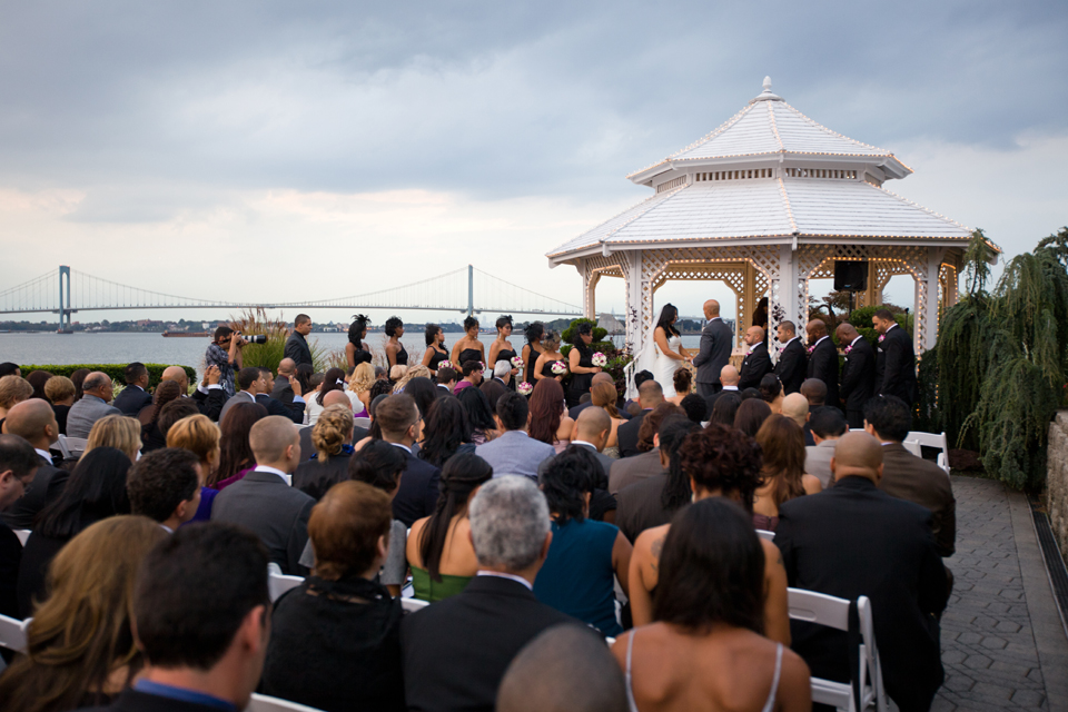 Palazzo Marina Del Rey NYC Wedding Ceremony