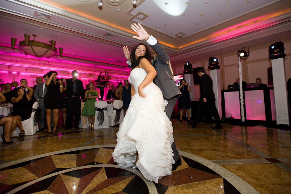 Palazzo Marina Del Rey NYC Wedding First Dance