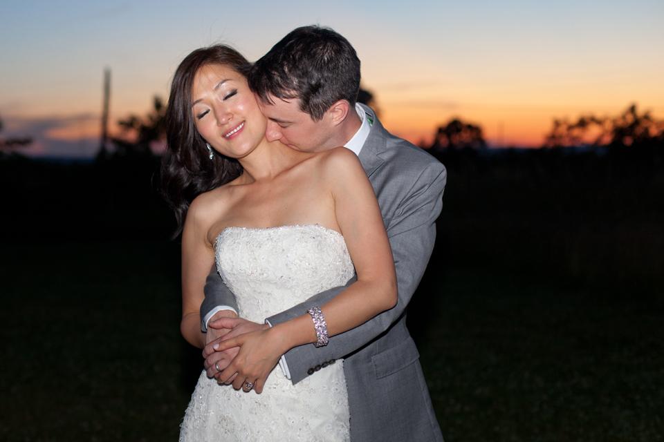 Wikens Fruit Fir Farm wedding photos
