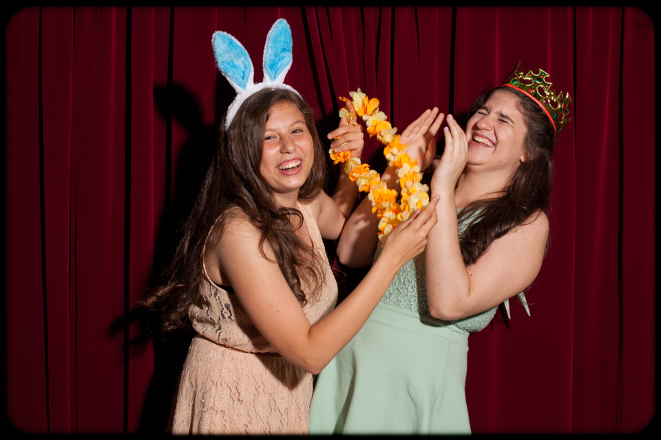 photobooth Brooklyn wedding photographer