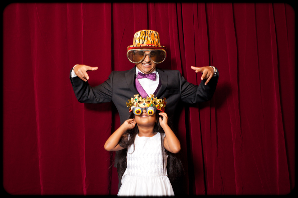 Hilton Springfield VA Wedding Photobooth