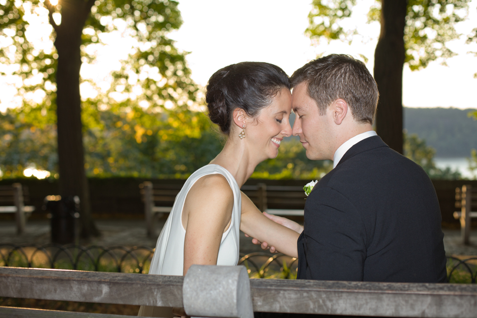 Fort Tryon Park Linden Terrace Wedding photography