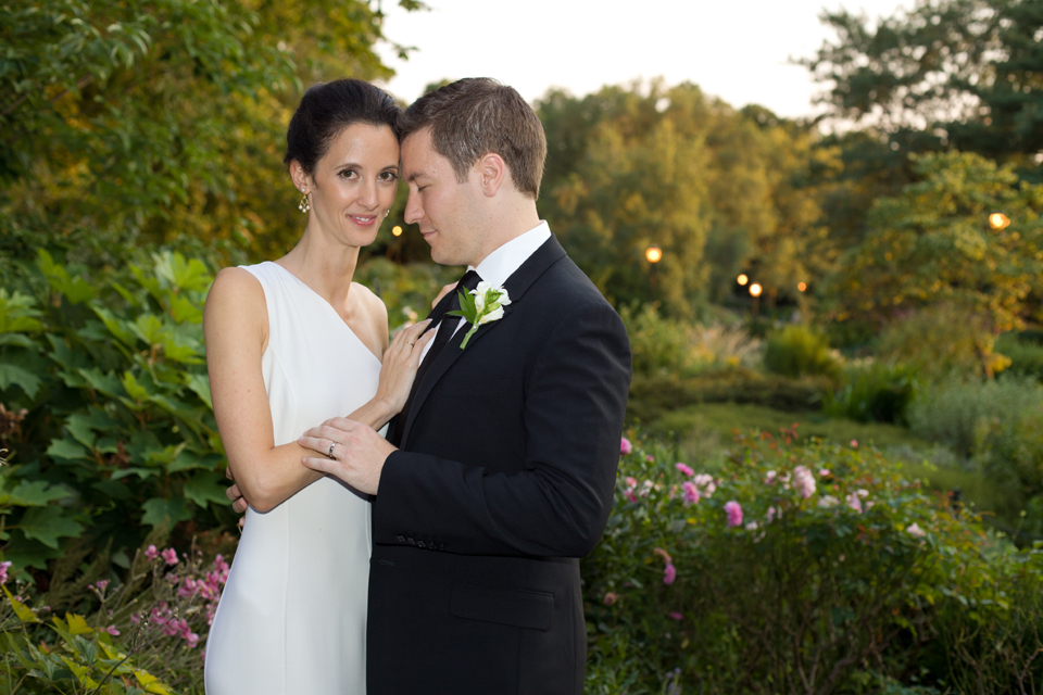 Fort Tryon Park Linden Terrace Manhattan Wedding photographer