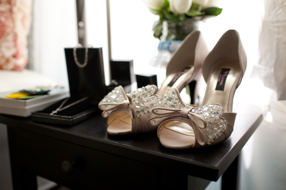 nyc wedding shoes
