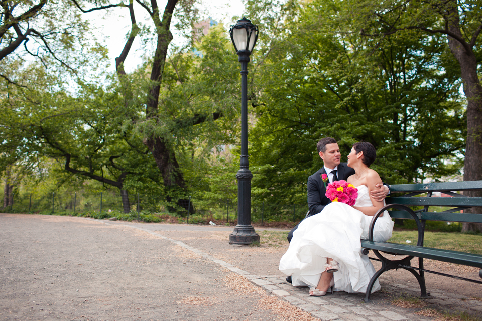 central park wedding photography manhattan