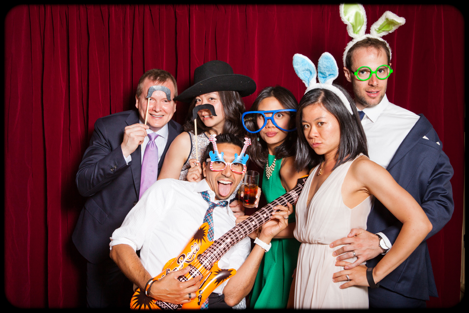 photobooth pictures new york wedding photography