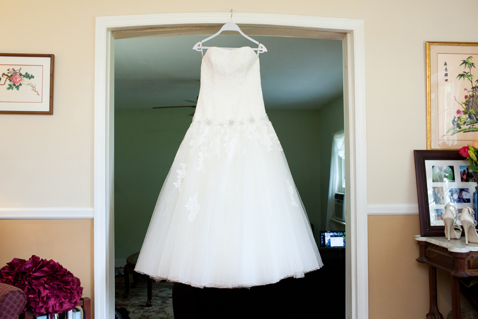 bailey arboretum wedding dress
