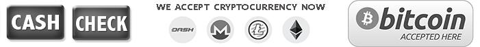 bitcoin litecoin ethereum monero dash zcash neo eos stratis ripple nem cryptocurrency accepted nere
