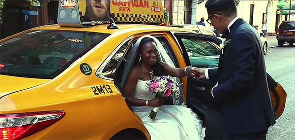 NYC wedding video