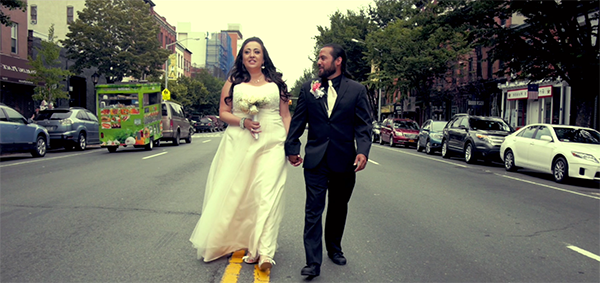 Brooklyn NYC wedding video