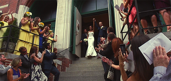 Cinquecento Roman Trattoriawedding video