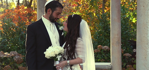 nj jewish wedding video