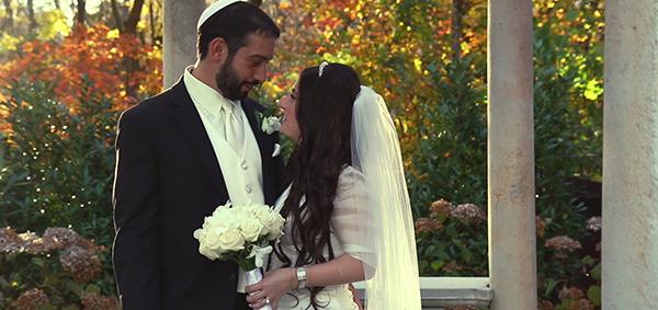 The Hamilton Manor wedding