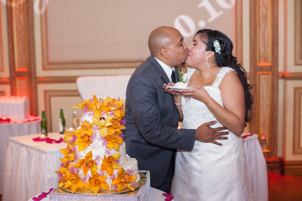 Tosca Marquee Bronx Wedding