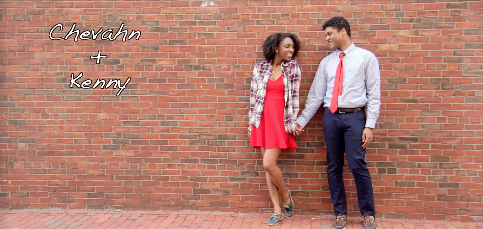 Love Story Engagement Film