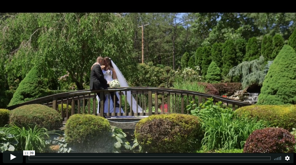 Long Island wedding videography