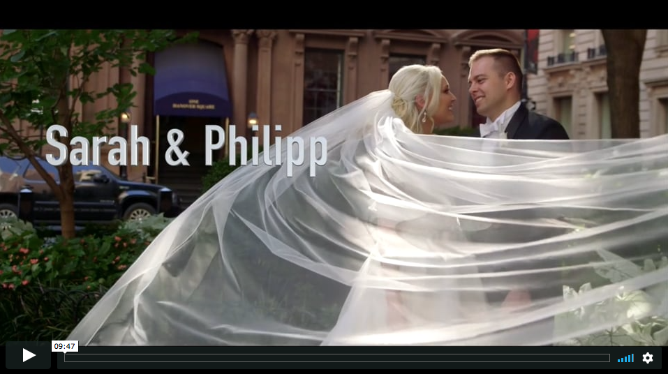 nyc wedding videographer