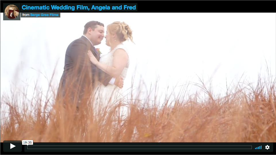 New City NY Wedding Videography