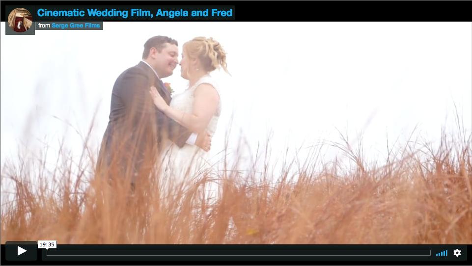 New City NY Wedding Videography