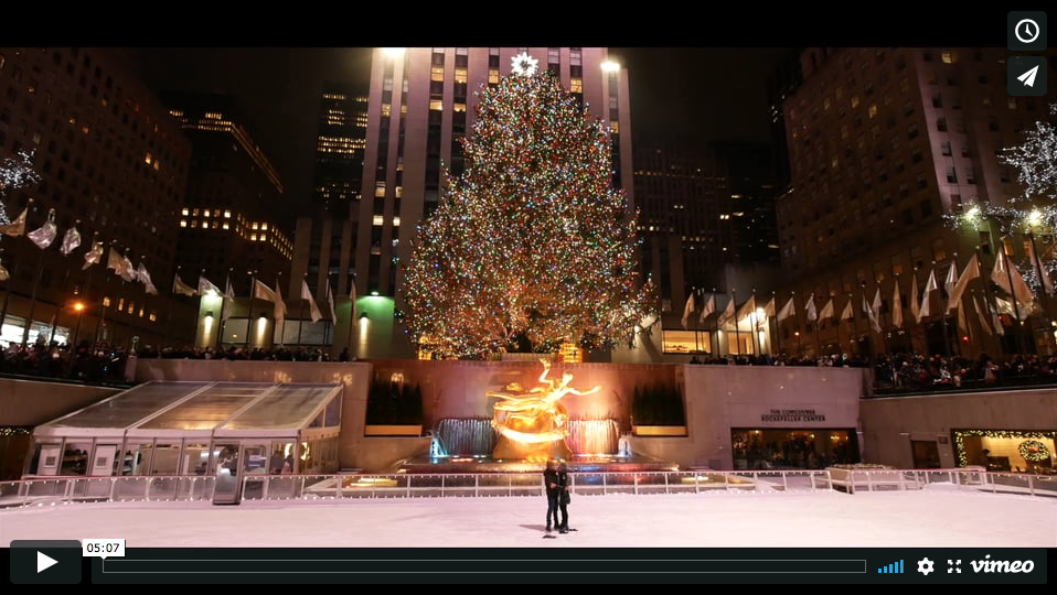 Manhattan Marriage Proposal video