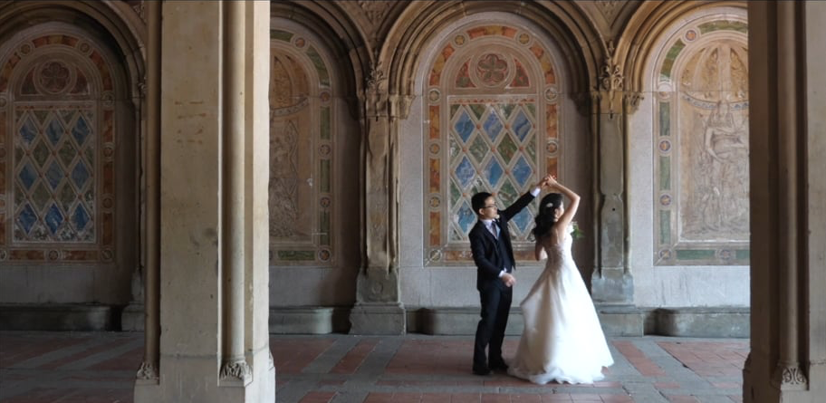 NYC wedding videography