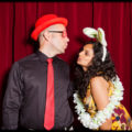 Photo Booth by New York Wedding Photographer