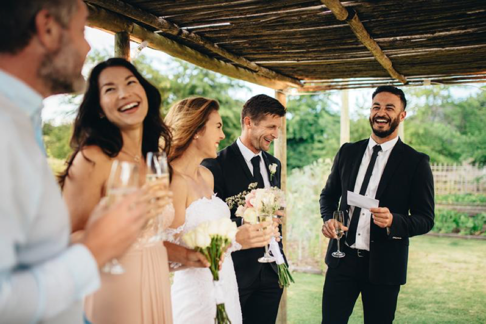 great wedding speech tips