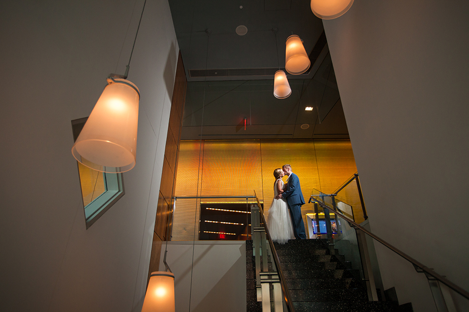 W Hoboken wedding photos