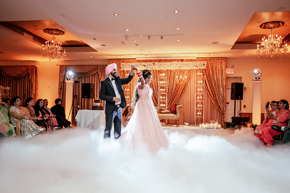 Long Island Indian wedding