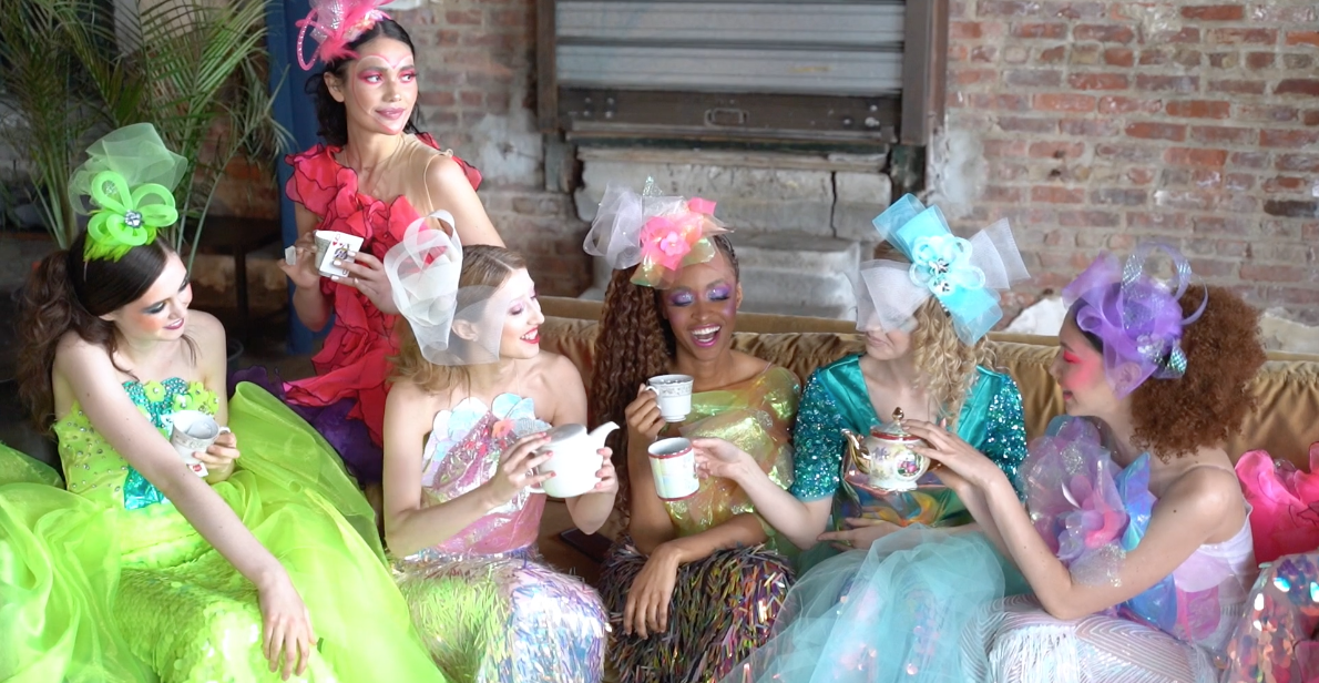 Fashion Film Tea Party